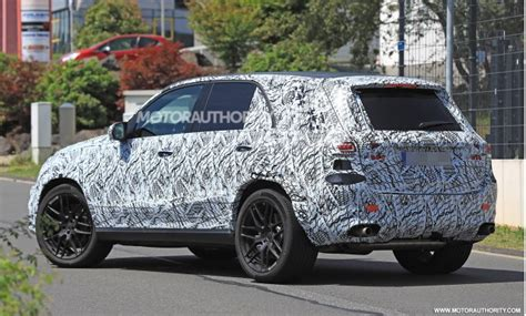 2020 Mercedesamg Gle63 Spy Shots And Video