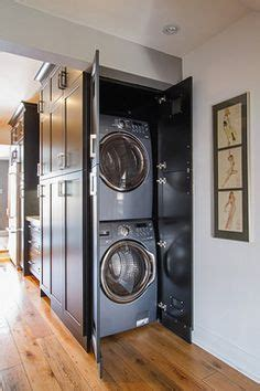 kitchen cabinet configurations 17 best ideas about washer and dryer on front 2427