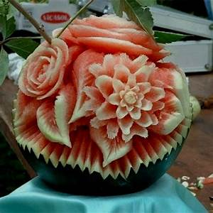 17 best images about watermelon carving on pinterest With watermelon carving templates