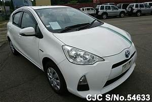 Toyota Aqua Hybrid 2013 For Sale In Karachi
