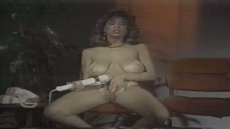 Hussy Brunette With Huge Saggy Tits Masturbates Her Hairy