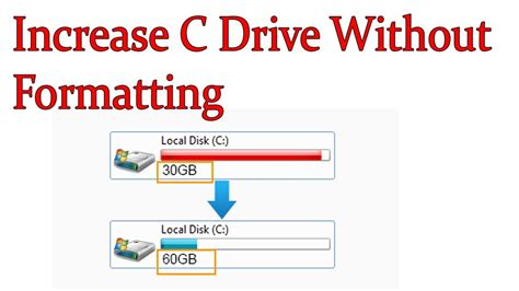 how to extend c drive any drive without losing data windows 7 8 1 10 in urdu by free