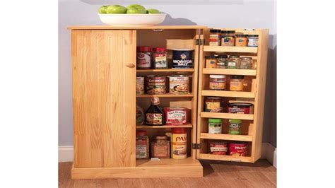 custom wood products handcrafted cabinets kitchen food storage cabinets pantry and food storage