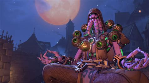 overwatch halloween terror  update event ends