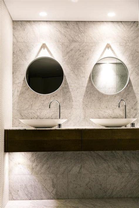 floating bathroom vanity  bowls sinks modern bathroom