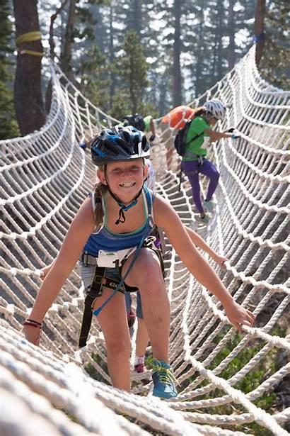 Adventure Games Outdoor Challenges Extreme Children Cargo