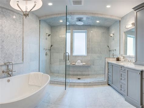 Spa Inspired Bathroom by What Chicago Homes Spa Inspired Bathrooms