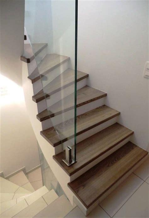 habillage et garde corps pour escalier b 233 ton contemporain escalier strasbourg par