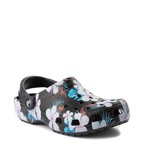 womens crocs classic floral sandal journeys