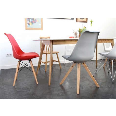 canapé cercle lot de 2 chaises design ormond wood par drawer fr