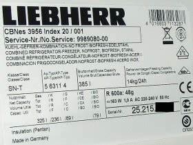 Kühlschrank Rückwand Vereist : liebherr cbnes 3956 k hlt nicht mehr richtig ~ Lizthompson.info Haus und Dekorationen