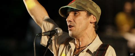 Manu Chao Talks About Growing Up In Exile