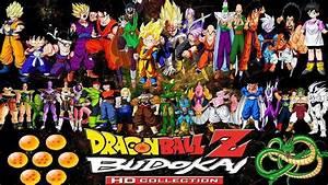Dragon Ball Z Budokai 3 HD Todos Os Personagens Xbox