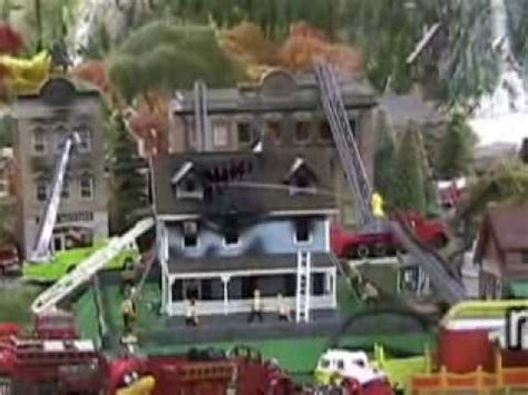 house   fire  hojimbos ho train layout youtube