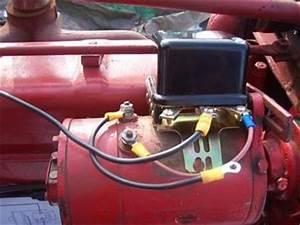 Farmall H Generator And Regulator
