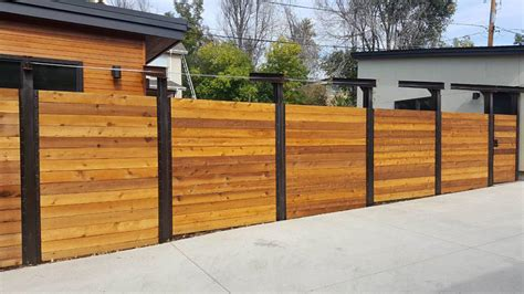 gallery  wood fences fence