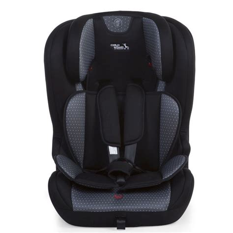 siege auto isofix groupe 1 2 3 crash test childwheels groupe 1 2 3 siege auto isofix gris anthracite
