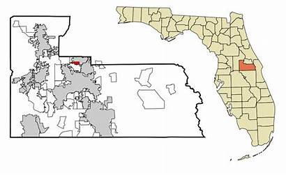 Eatonville Florida Orange Svg Incorporated Unincorporated Areas