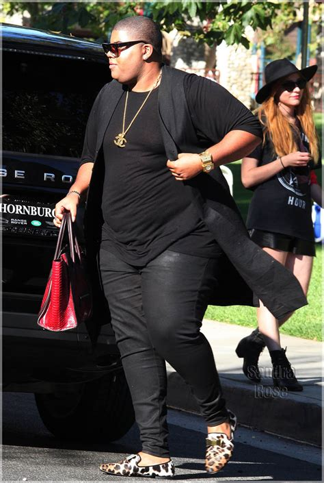 magic johnsons son ej johnson  boyfriend film