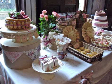shabby chic dessert table french country dessert table