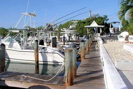 Boat Dockage marina duck key marina