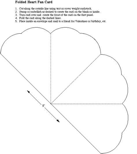 printable church fan templates bing afbeeldingen