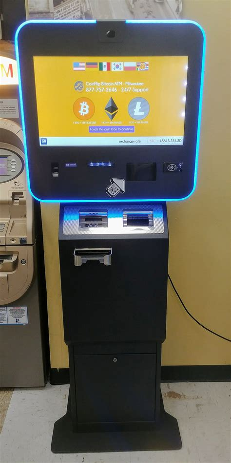 Cash app lets you buy and sell stocks and bitcoin directly from the app. Bitcoin ATM - Wikipedia