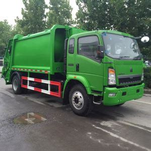 chinese sino truck howo  cheap  wheeler sanitation
