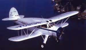 Waco Cabin Biplane