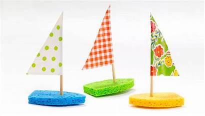 Boats Sponge Homemade Build Amb Vaixells Barcute