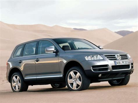 The Volkswagen Touareg Is Surprisingly Good Off-Road