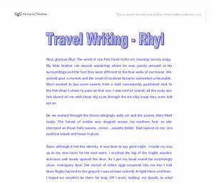 Travel Essay Examples Essays About Health Care Travel Essay Examples  Travel Essay Example Textbook