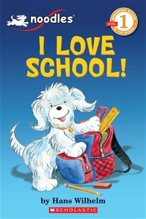 love school noodles scholastic reader level