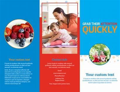 Brochure Health Template Templates Mycreativeshop Brochures