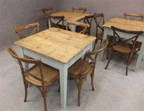 mini table cuisine cafe restaurant bistro tables for any business