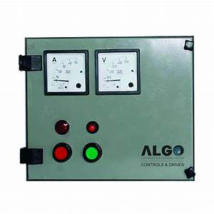 Single  U0026 Two Phase Submersible Motor Control Panel