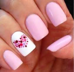 Simple nail designs for short nails without art tools page