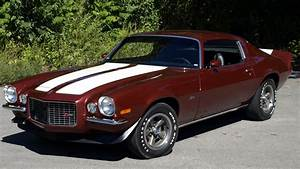 1973 Chevrolet Camaro Rs Z28 Coupe 350  245 Hp  4