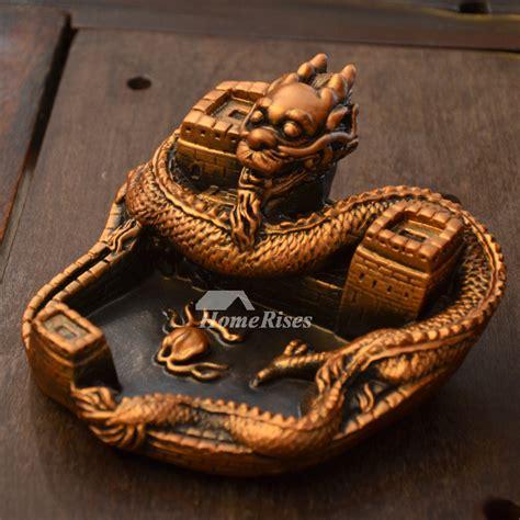 cool ashtrays cigarette stone carved  unique vintage