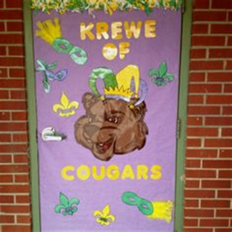 Mardi Gras Classroom Door Decoration Ideas by 1000 Images About Classroom Decor Ideas On