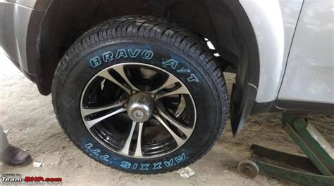 Tyre & Wheel Upgrade Thread