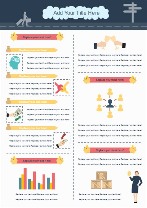 business activity infographic  business activity