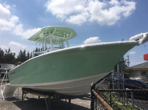 Sea Pro Boats Stuart Florida by Treasure Coast Boats For Sale