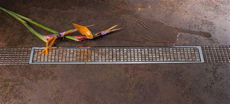 canaline doccia tecnologia e design per canaline per doccia gt il