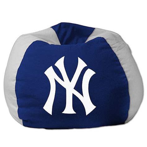 new york yankees bean bag chair new york yankees