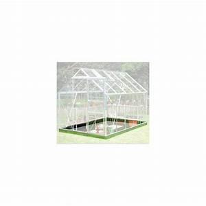 Serre Pour Plante : embase pour serre venus plantes et jardins ~ Premium-room.com Idées de Décoration