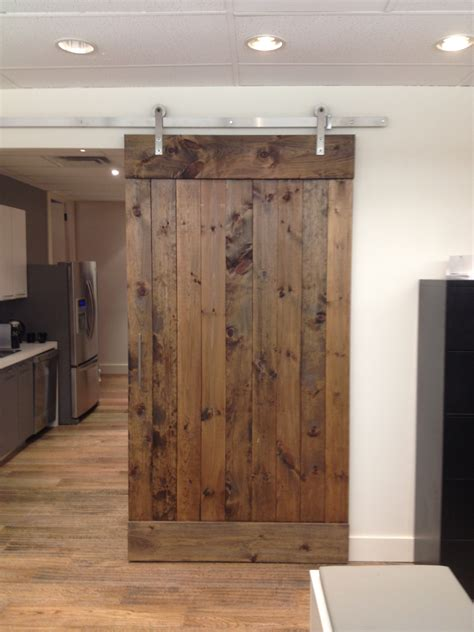 Large Barn Doors Interior  Doors Ideas
