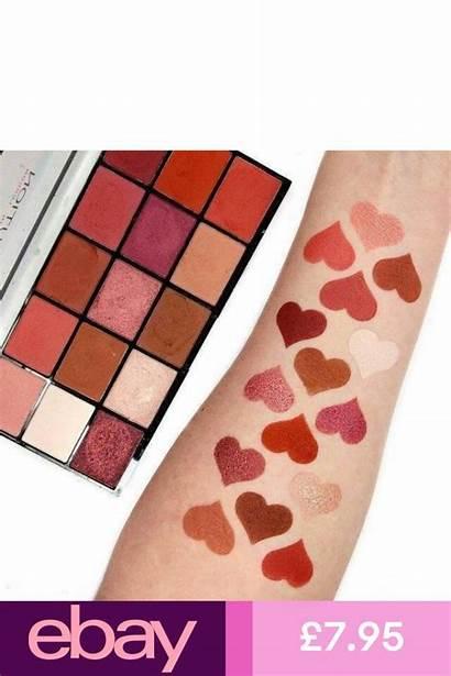 Palette Revolution Orange Makeup Eyeshadow Newtrals
