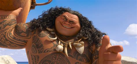 """Disney New Movie Hit """"moana"""" Criticised For Depiction Of"""