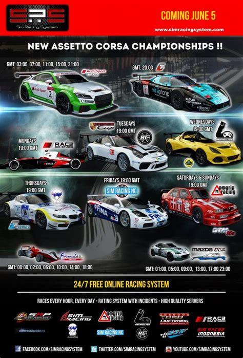 sim racing system new sim racing system ac series pitlanes sim racing